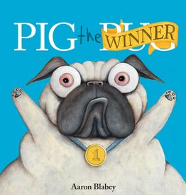 SCHOLASTIC INC. PIG THE WINNER