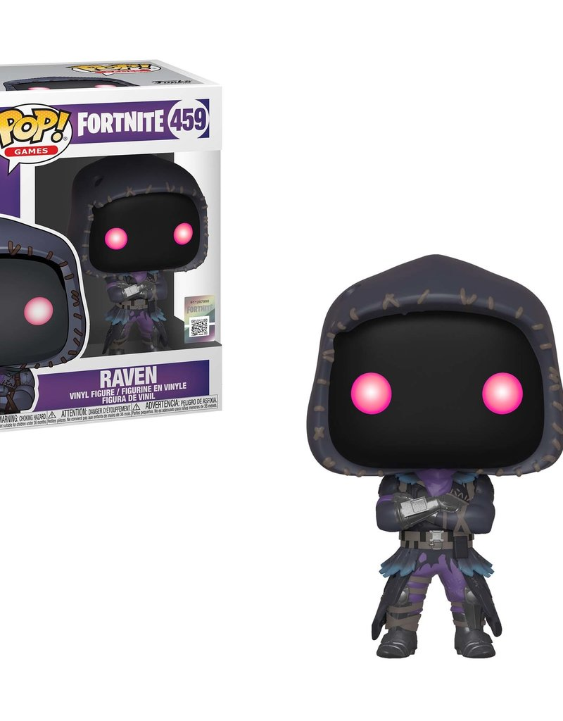 FUNKO POP FORTNITE S2 - RAVEN VINYL FIG