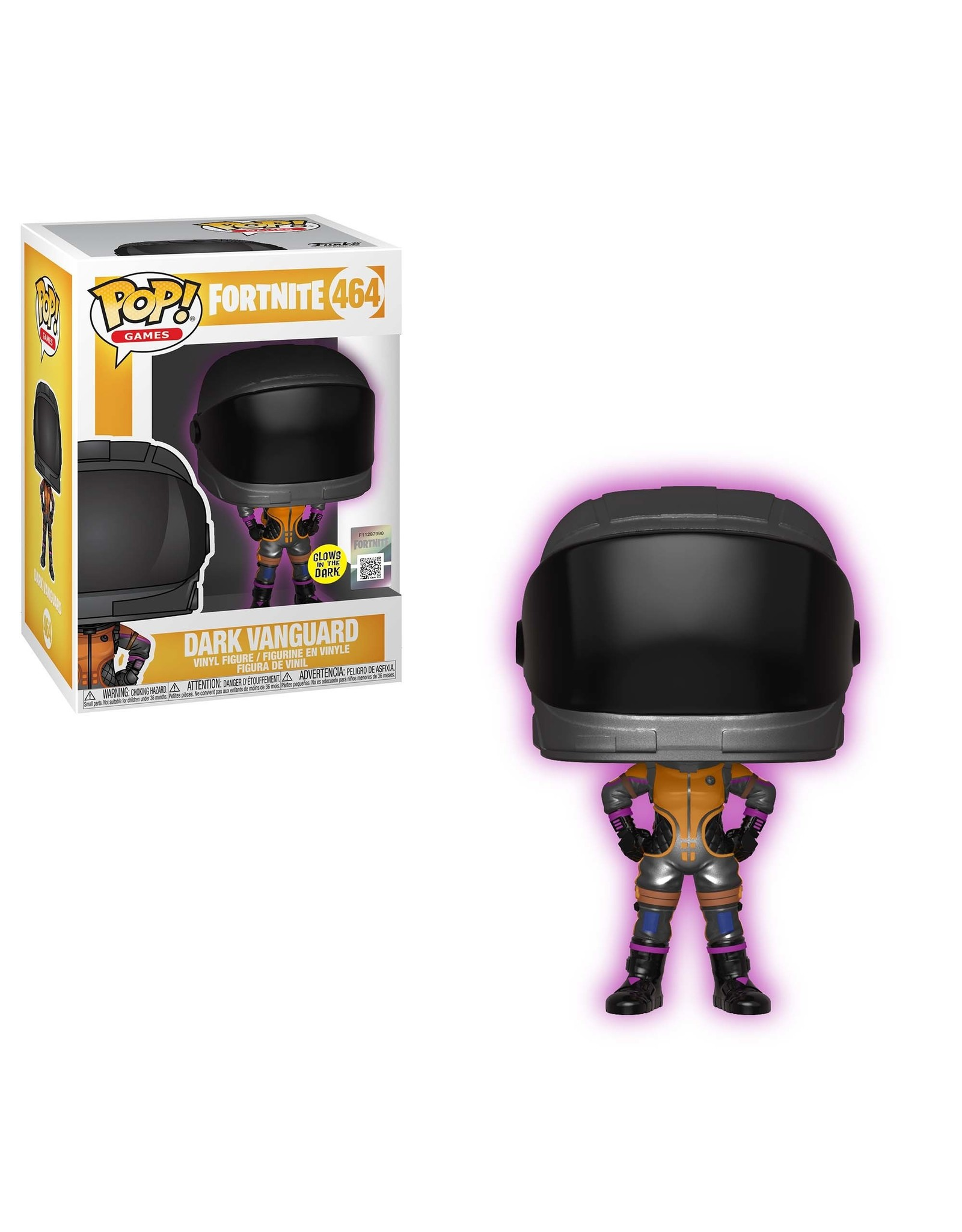 FUNKO POP FORTNITE DARK VANGUARD VINYL FIG