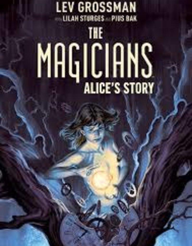 BOOM! STUDIOS MAGICIANS ALICE STORY ORIGINAL GN HC