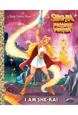 GOLDEN BOOKS I AM SHE-RA LITTLE GOLDEN BOOK