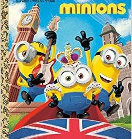 GOLDEN BOOKS MINIONS LITTLE GOLDEN BOOK