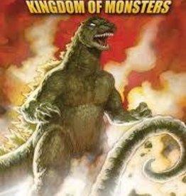 IDW PUBLISHING GODZILLA KINGDOM OF MONSTERS TP
