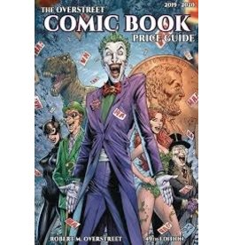 GEMSTONE PUBLISHING OVERSTREET COMIC BK PG HC VOL 49 BATMANS ROGUES GALLERY