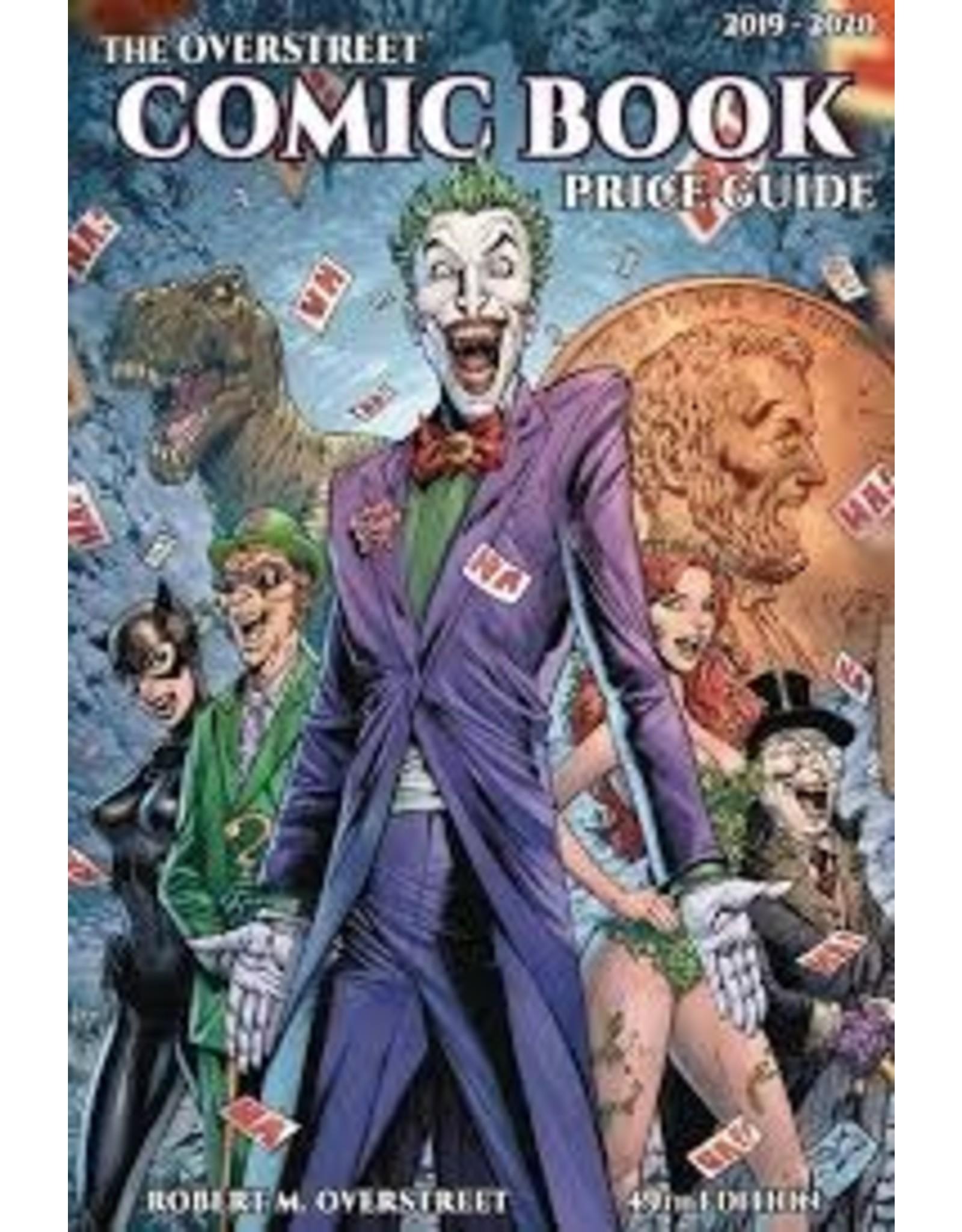 GEMSTONE PUBLISHING OVERSTREET COMIC BK PG SC VOL 49 BATMANS ROGUES GALLERY