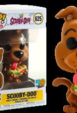 FUNKO POP SCOOBY-DOO: SCOOBY WITH SANDWICH VINYL FIGURE