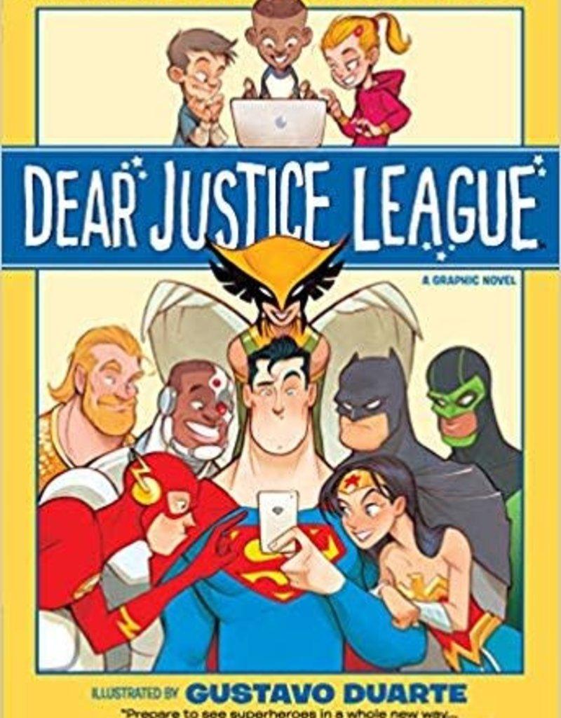 DC COMICS DEAR JUSTICE LEAGUE TP