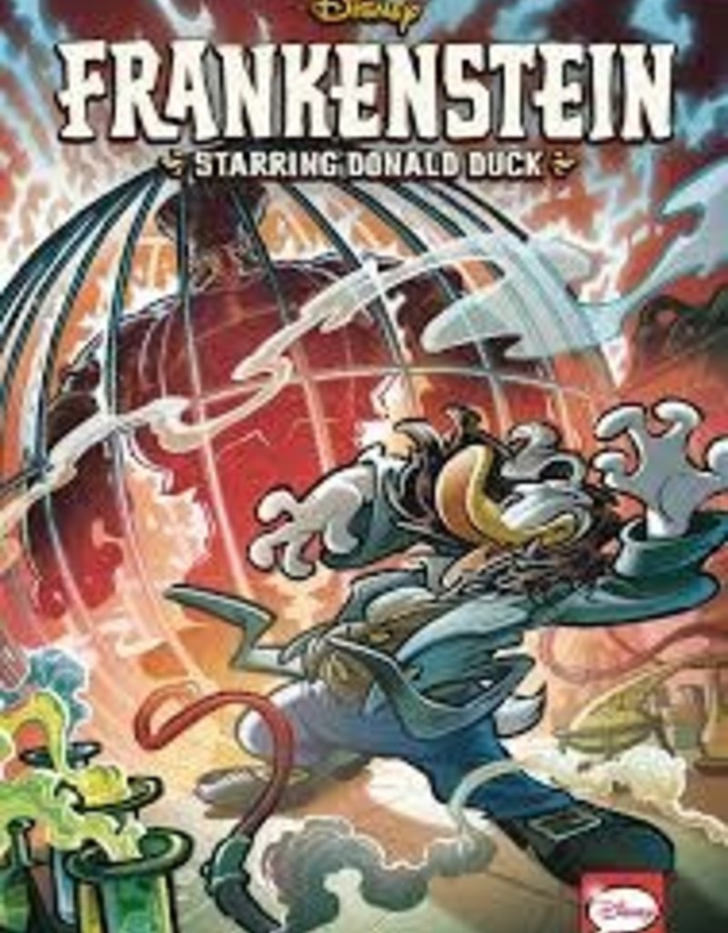 DARK HORSE COMICS DISNEY FRANKENSTEIN STARRING DONALD DUCK TP