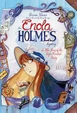 IDW PUBLISHING ENOLA HOLMES CASE OF LEFTHANDED LADY HC