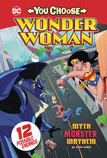 STONE ARCH BOOKS WONDER WOMAN YOU CHOOSE SC MYTH MONSTER MAYHEM