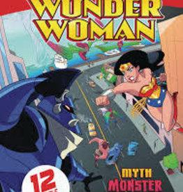 STONE ARCH BOOKS WONDER WOMAN YOU CHOOSE SC MYTH MONSTER MAYHEM