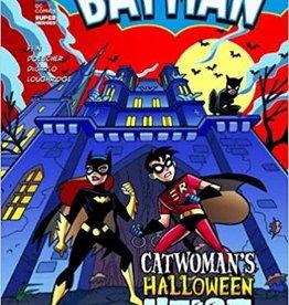 STONE ARCH BOOKS DC SUPER HEROES BATMAN YR TP CATWOMANS HALLOWEEN HEIST
