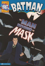 STONE ARCH BOOKS BATMAN THE MAN BEHIND THE MASK