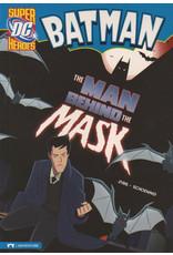 STONE ARCH BOOKS BATMAN THE MAN BEHIND THE MASK
