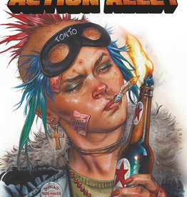 TITAN COMICS TANK GIRL TP VOL 01 ACTION ALLEY