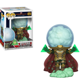 FUNKO POP SPIDER-MAN FAR FROM HOME MYSTERIO VINYL FIG