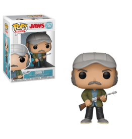 FUNKO POP JAWS QUINT VINYL FIG
