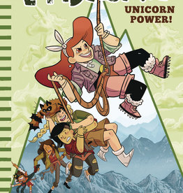 AMULET BOOKS LUMBERJANES ILLUS SC NOVEL VOL 01 UNICORN POWER