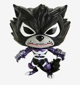 FUNKO POP MARVEL VENOM VENOMIZED ROCKET VINYL FIG