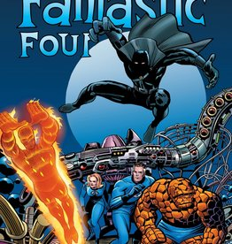 MARVEL COMICS FANTASTIC FOUR EPIC COLLECTION TP MYSTERY OF BLACK PANTHER