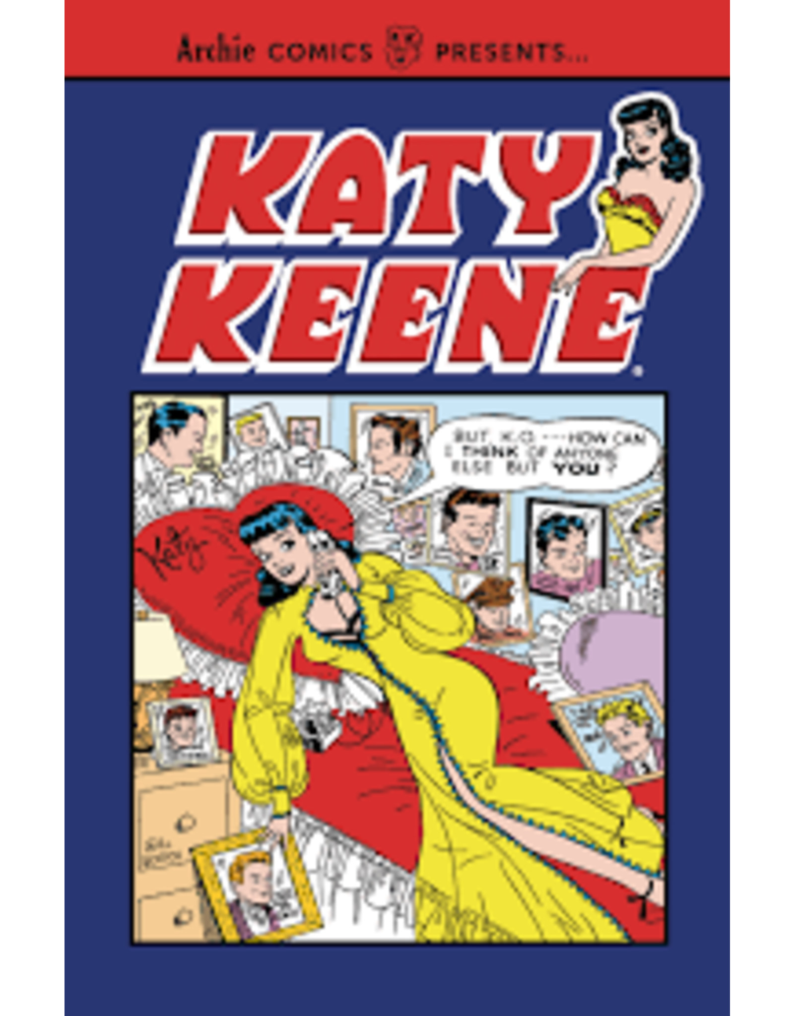 ARCHIE COMIC PUBLICATIONS KATY KEENE TP