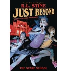 BOOM! STUDIOS JUST BEYOND SCARE SCHOOL ORIGINAL GN RL STINE