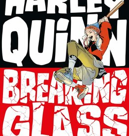 DC COMICS HARLEY QUINN BREAKING GLASS TP DC INK