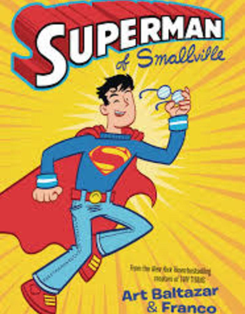 DC COMICS SUPERMAN OF SMALLVILLE TP DC ZOOM