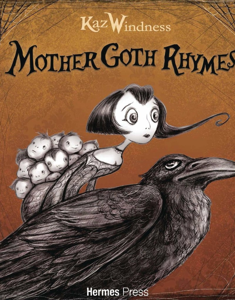 HERMES PRESS MOTHER GOTH RHYMES