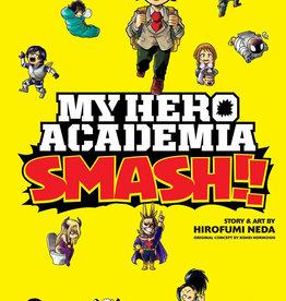 VIZ MEDIA LLC MY HERO ACADEMIA SMASH GN VOL 01