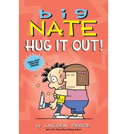 AMP! COMICS FOR KIDS BIG NATE HUG IT OUT TP