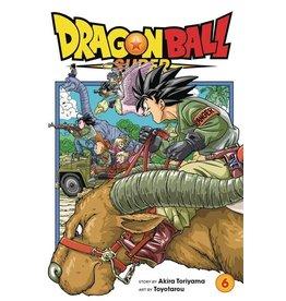 VIZ MEDIA LLC DRAGON BALL SUPER GN VOL 06