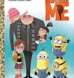 GOLDEN BOOKS DESPICABLE ME LITTLE GOLDEN BOOK