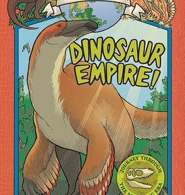 AMULET BOOKS EARTH BEFORE US YR TP VOL 01 DINOSAUR EMPIRE