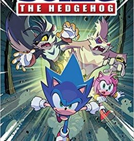 IDW PUBLISHING SONIC THE HEDGEHOG TP VOL 04 INFECTION