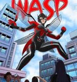 MARVEL COMICS UNSTOPPABLE WASP UNLIMITED TP VOL 02 GIRL VS AIM
