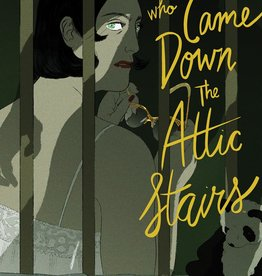 BOOM! STUDIOS MAN WHO CAME DOWN ATTIC STAIRS HC