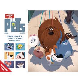 TITAN COMICS SECRET LIFE OF PETS HC GIFT BOOK