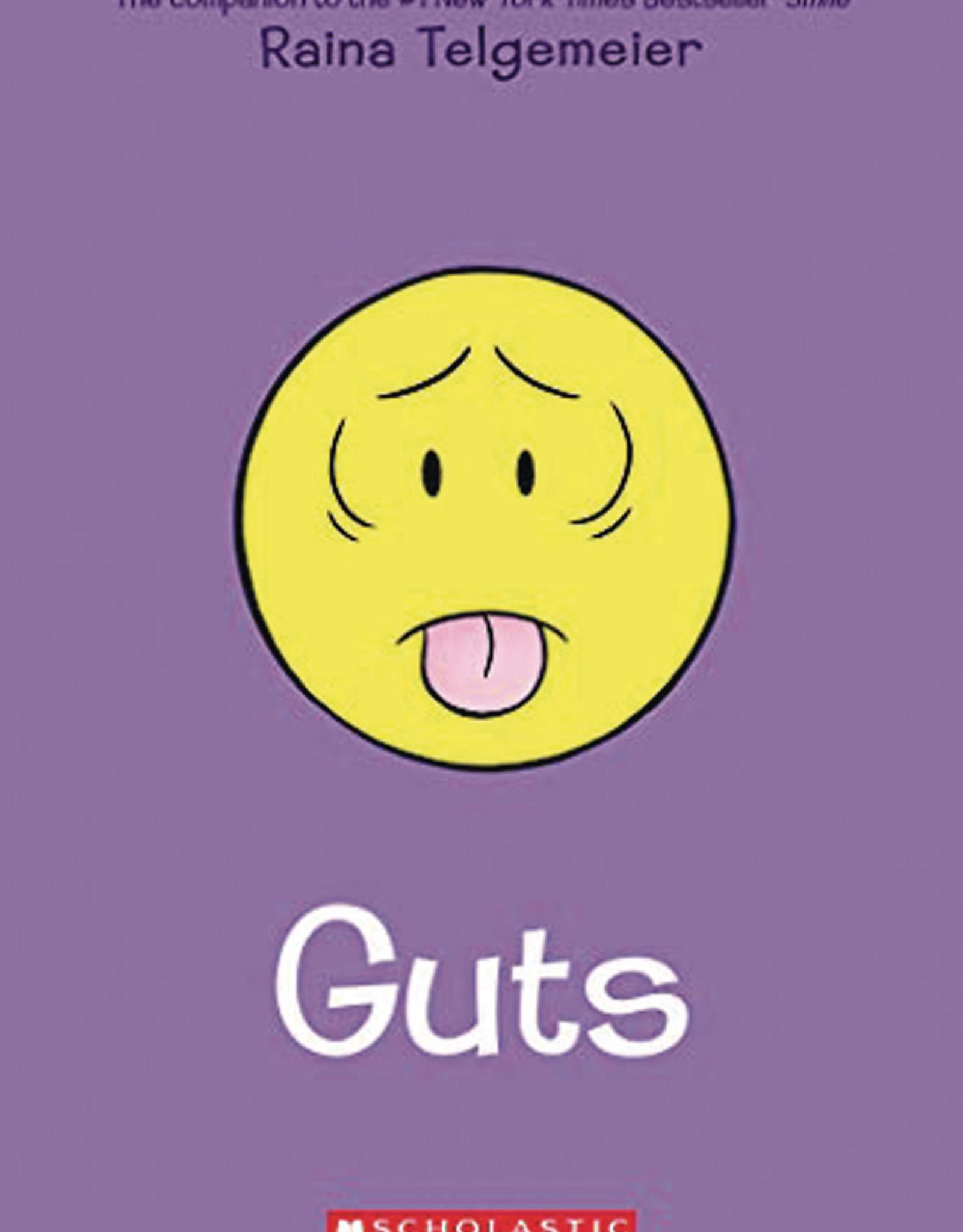 GRAPHIX GUTS GN