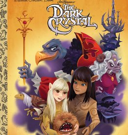 GOLDEN BOOKS DARK CRYSTAL LITTLE GOLDEN BOOK