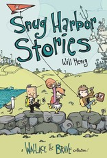AMP! COMICS FOR KIDS WALLACE THE BRAVE YA GN VOL 02 SNUG HARBOR STORIES