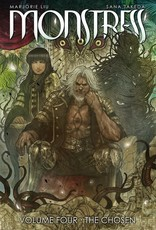 IMAGE COMICS MONSTRESS TP VOL 04
