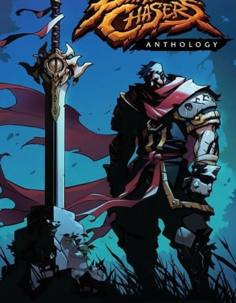IMAGE COMICS BATTLE CHASERS ANTHOLOGY TP