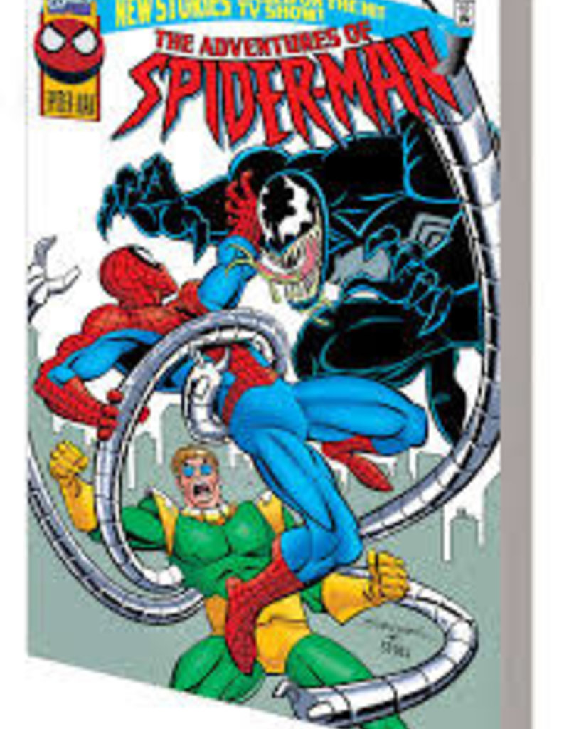 MARVEL COMICS ADVENTURES OF SPIDER-MAN GN TP SPECTACULAR FOES