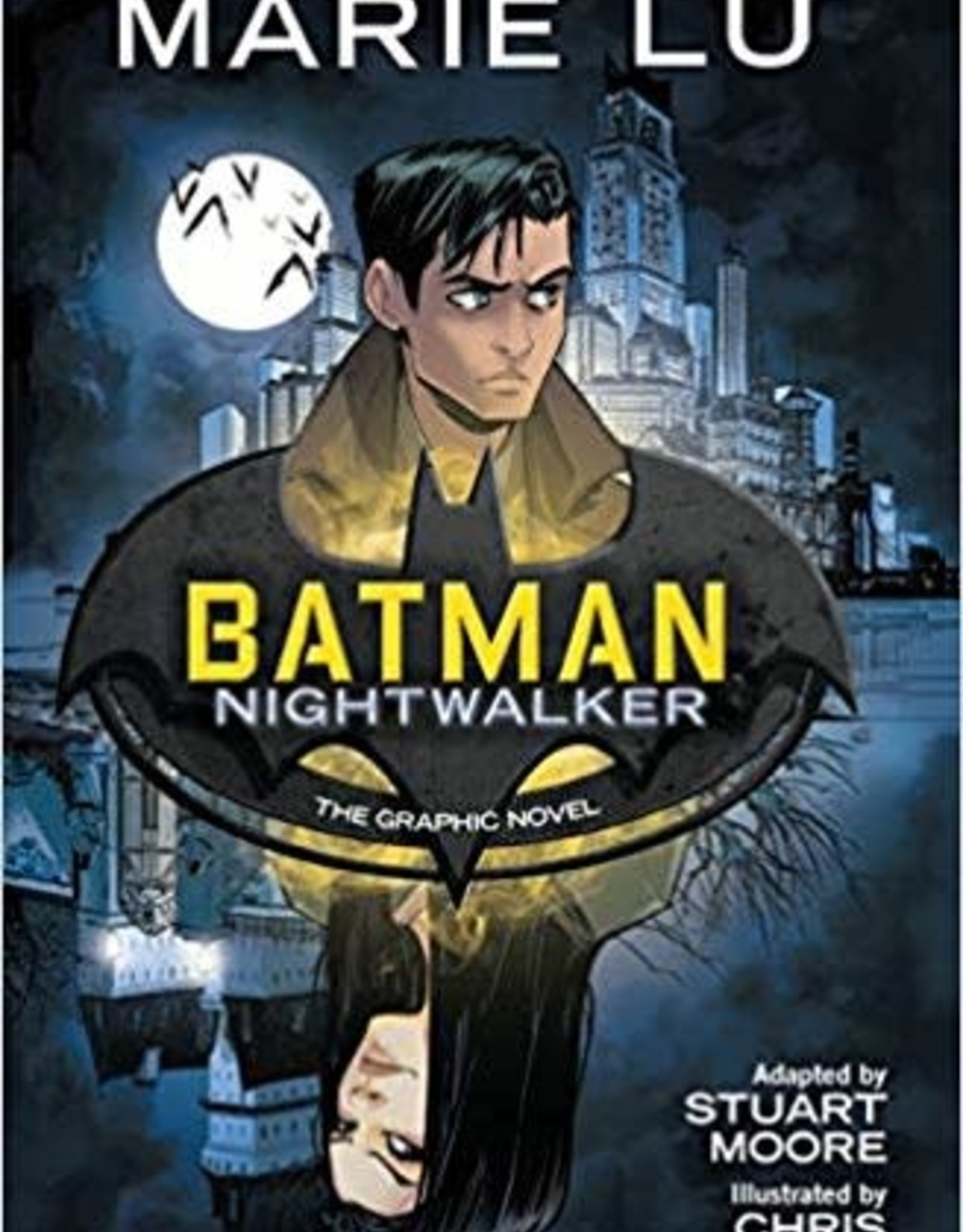 DC COMICS BATMAN NIGHTWALKER THE GRAPHIC NOVEL DC INK