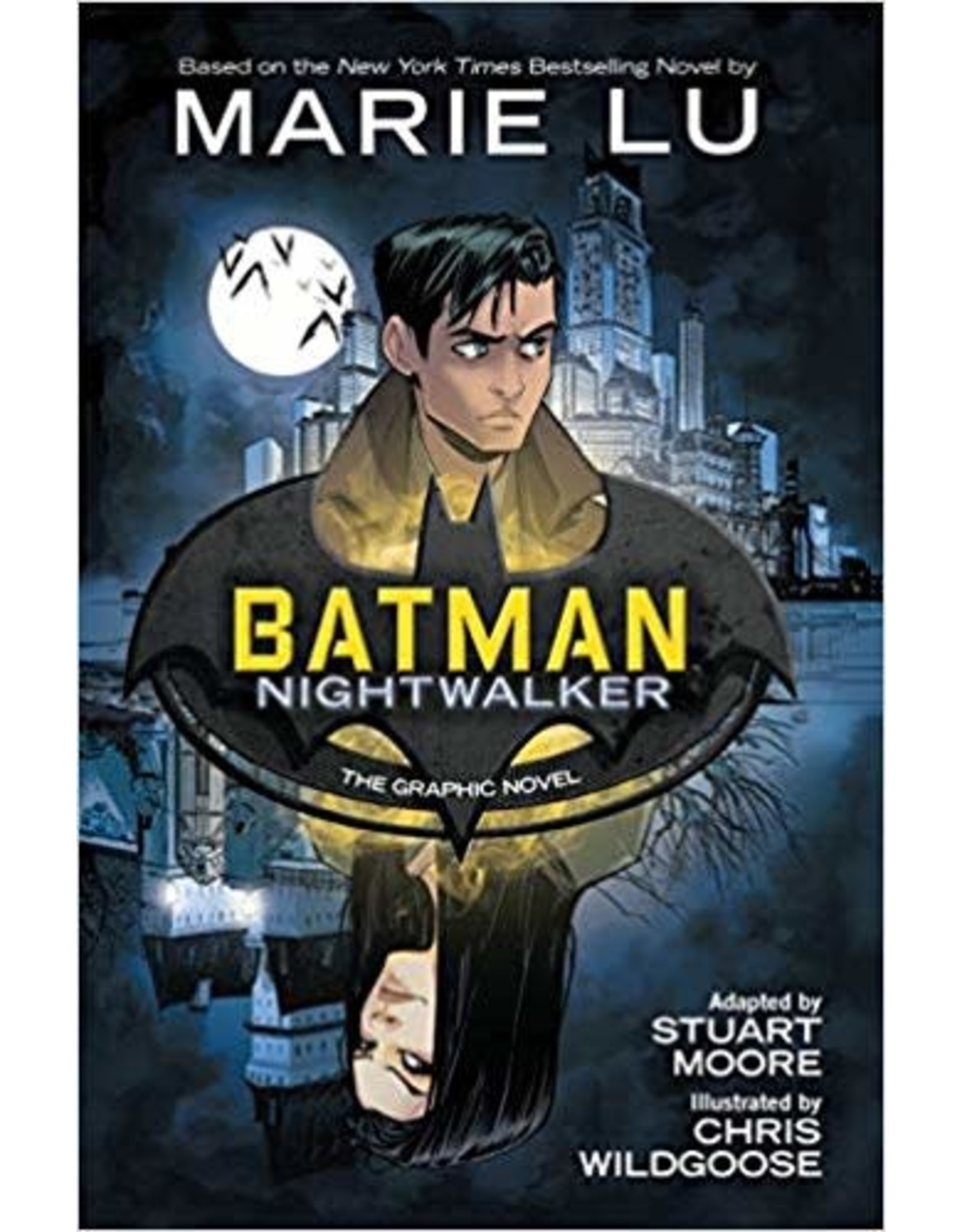 DC COMICS BATMAN NIGHTWALKER THE GRAPHIC NOVEL DC INK