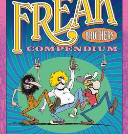 KNOCKABOUT COMICS FABULOUS FURRY FREAK BROS COMPENDIUM TP
