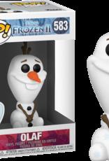 FUNKO POP FROZEN II OLAF VINYL FIG