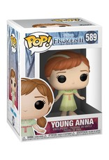 FUNKO POP FROZEN II YOUNG ANNA VINYL FIG