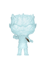 FUNKO POP GAME OF THRONES NIGHT KING WITH DAGGER IN CHEST VINYL FIG